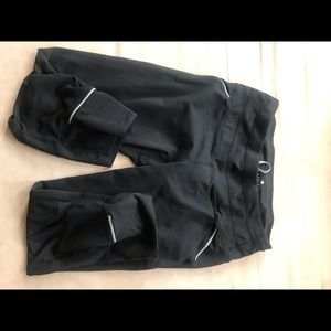 Athleta crop pants